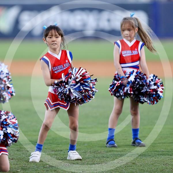 Sydney North Kids Cheerleading Team -Sakura kids- シドニー キッズ チアリーディング さくらきっず