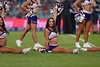 Sydney Roosters cheerleaders.