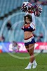 Sydney Roosters cheerleaders