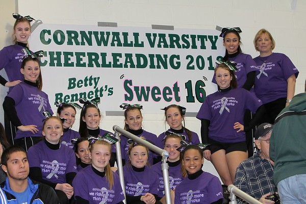 CCHS @ Pine Bush (1.21.12) (2nd Place)