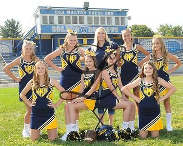 Cheer WMS Fall 2017-18