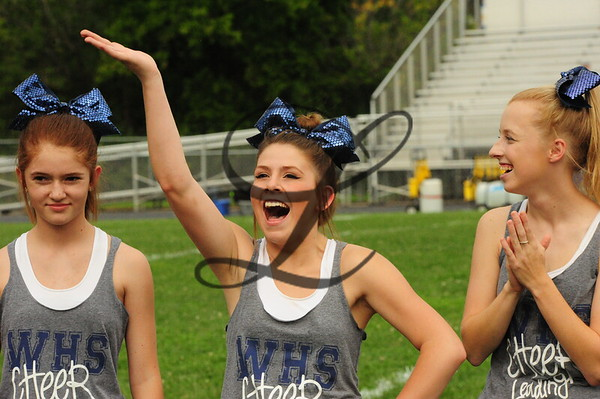 Cheer meet the team 2016-17