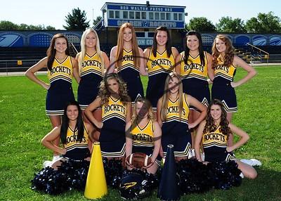 Fall Cheer 2015-16
