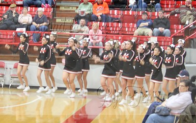 Herrin Tigers Cheerleaders 2012-2013