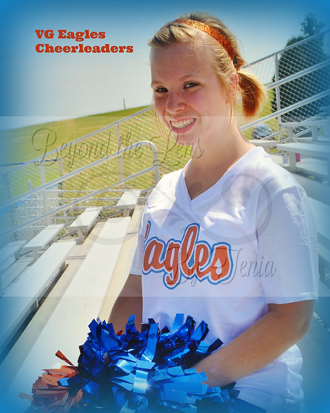 VG Eagles Football Cheerleading