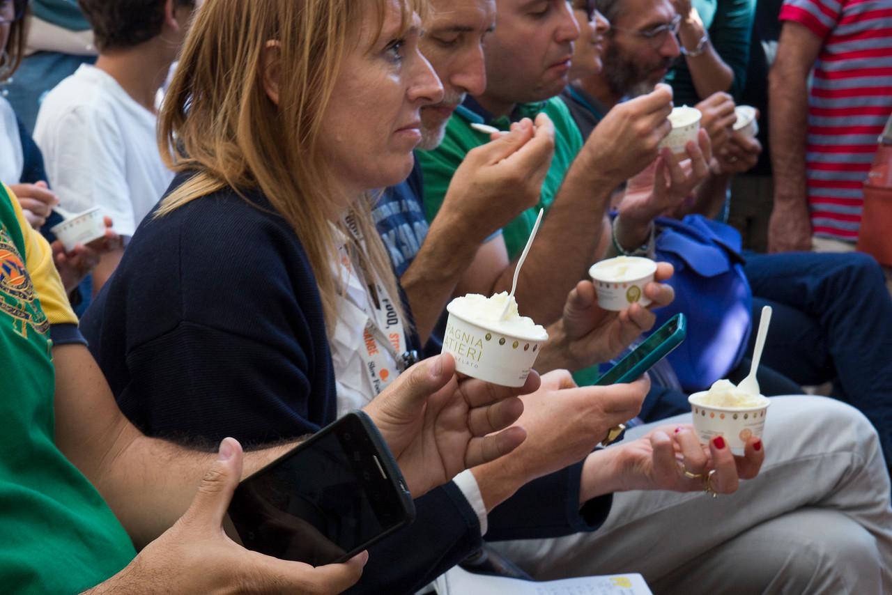 Laboratorio del gelato