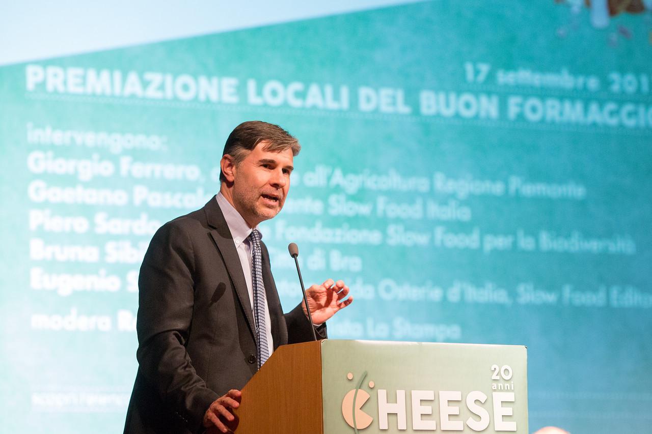 Premiazione locali del buon formaggio