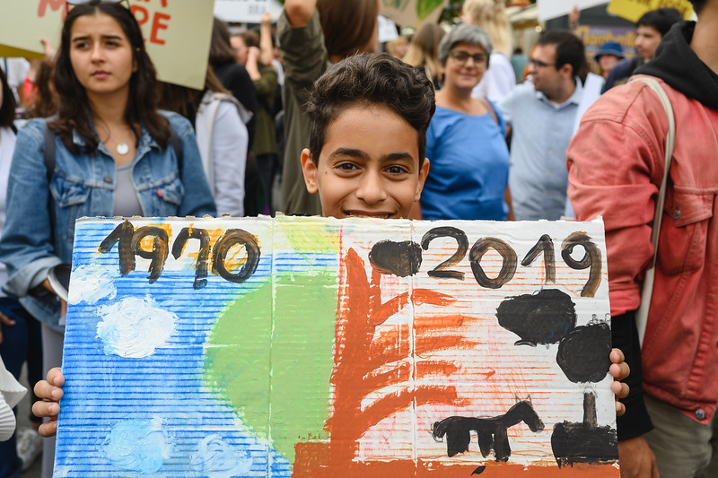 Fridays for future @ Cheese 2019