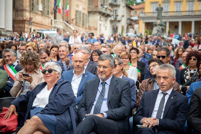 Inaugurazione di Cheese 2019