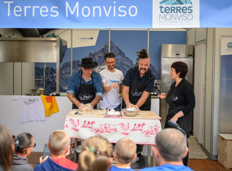Spaccaravioles / Sfida culinaria tra Madaski e Sergio Berardo