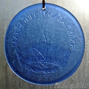 Seal of the City of Oak Ridge