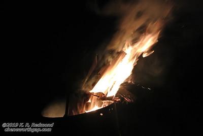 The Burn Barrel