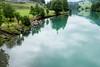 Pond & Reflection
