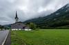Church & Fog