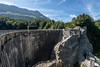 View of Montsalvens Dam