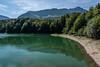 Montsalvens Lake & Mountains