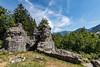 Ruins amidst Nature