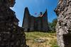 Ruined Castle & Flag
