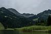 Black Lake & Mountains