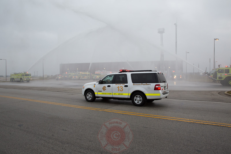 CHICAGO FIRE DEPARTMENT EVENTS