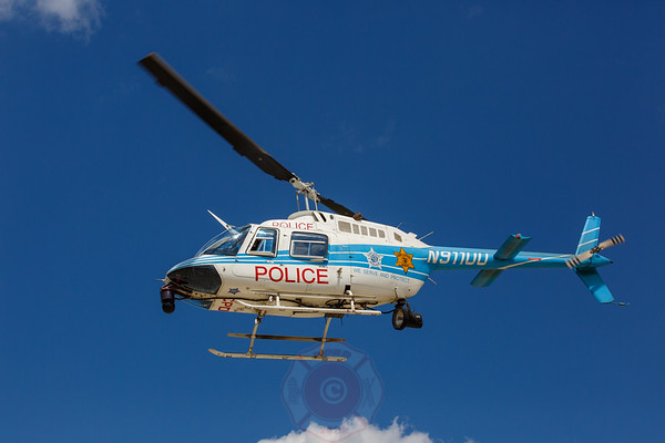 Chicago Fire Department Helicopter Safety Training