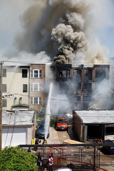 2-11 Alarm of Fire 1400 Block of East 67 Street July 08, 2018