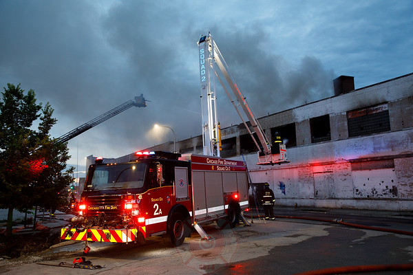 3-11 Alarm of Fire Grand and Homan 2017