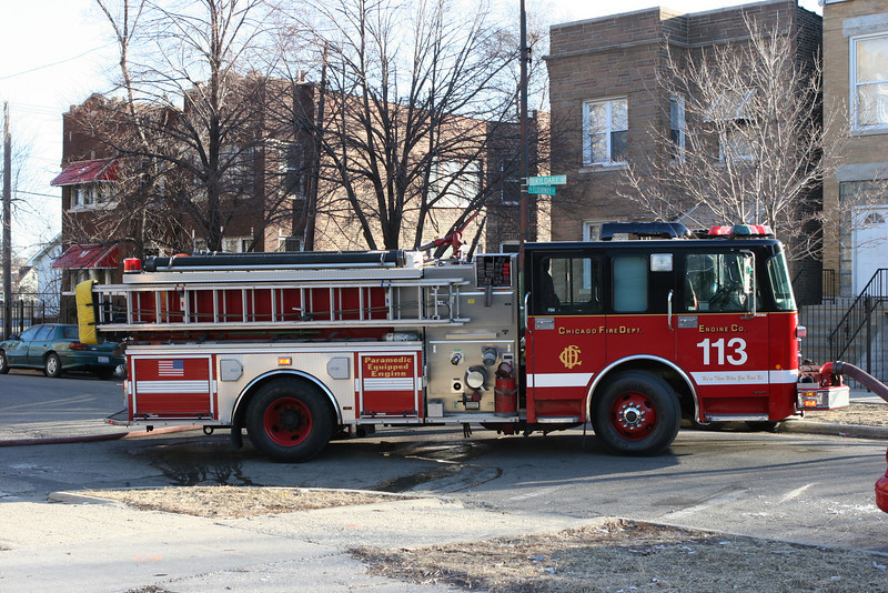CHICAGO FIRE DEPARTMENT FIRES - INCIDENTS-2