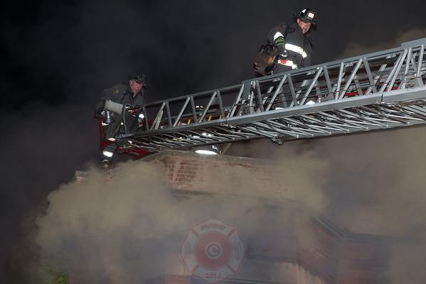 Still & B0x Alarm Fire 5721 S. Peoria 2016