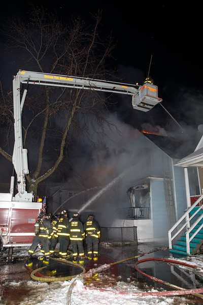 Still & Box Alarm Fire 13500 S. Buffalo December 2017