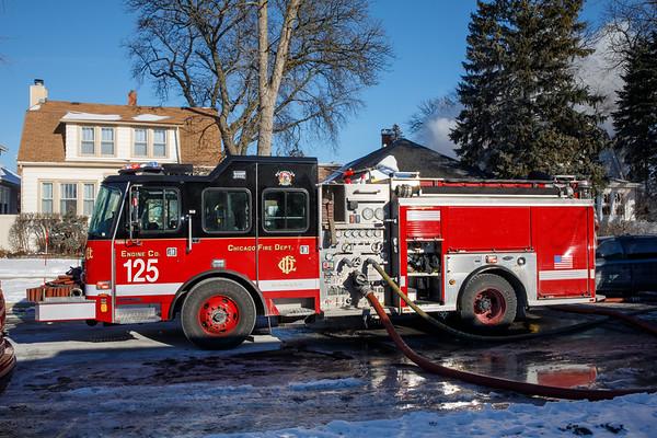 Still & Box Alarm Fire 2204 N. Newland January 2018