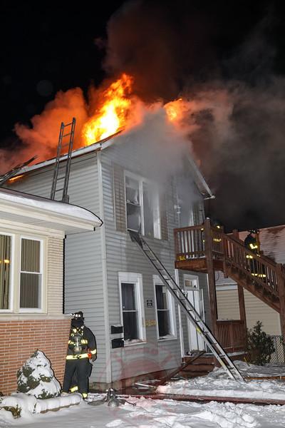 Still & Box Alarm Fire 3430 S Hermitage December 19, 2016