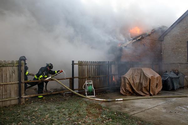 Still and Box Alarm Fire 11661 S. Western January 06, 2017
