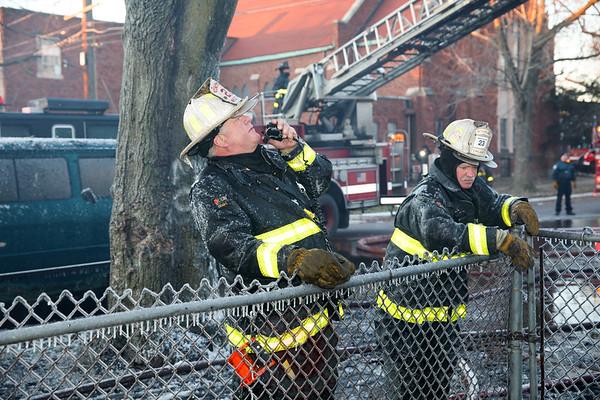 Still and Box Alarm Fire 16 East 102 Street January 04, 2017