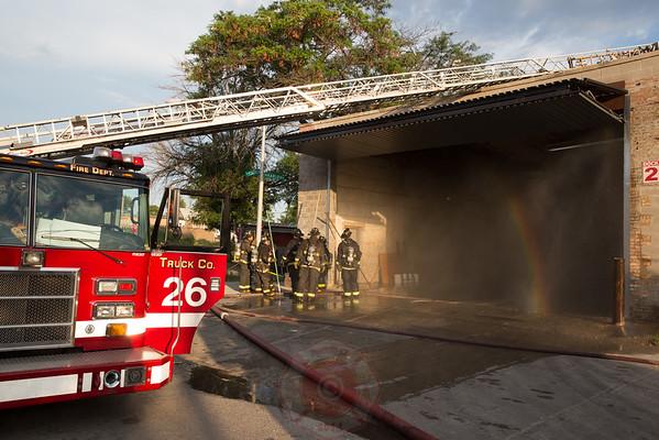 Working Fire Karlov & Kinzie June 2016