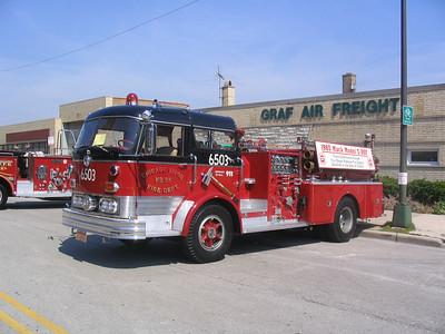 CHICAGO RIDGE FD ENG.6503 1965 MACK