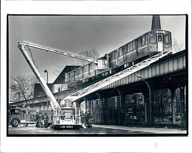 1-06-1982 CTA EL TRAIN WRECK