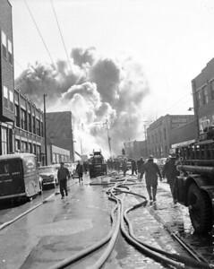 1953 HABER FIRE
