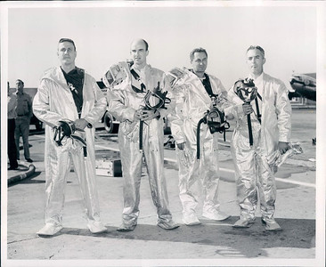 10-2-1956   NEW AIRPORT TURNOUT GEAR