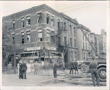 1952 CHICAGO & WABASH DEADLY FIRE