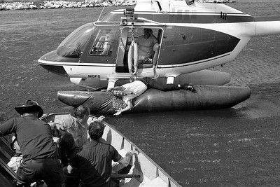 UNKNOWN HELICOPTER RESCUE PHOTO 1