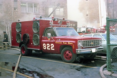 CFD SMOKE EJECTOR 922 AT A WORKING FIRE