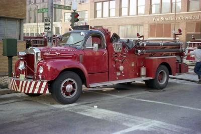 CFD ENGINE  MACK B95