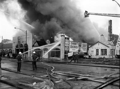 #5333-4  (7-3-1966)  1441 E 75th   CAR DEALERSHIP FIRE