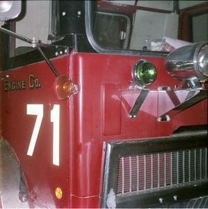 CFD ENGINE 71  MACK MB