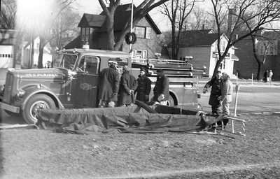 DES PLAINES ENGINE DRAFTING FROM A PORTO-TANK
