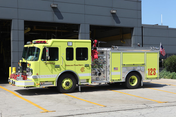 CFD New Apparatus Pictures 2011 - 2012