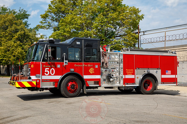 CFD New E-One Engines 28, 50, 71, 80, 103, 116, 125, 126
