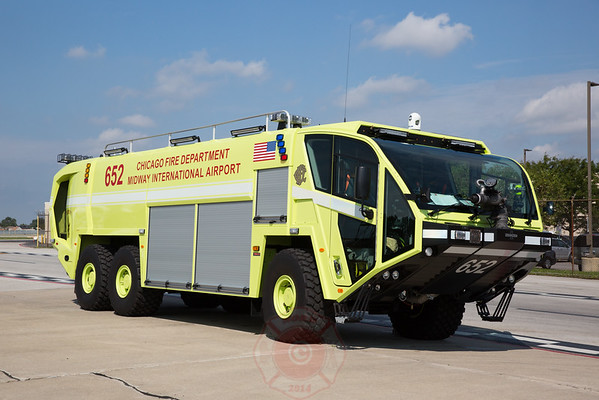 CFD New Striker 6-5-2 Midway International Airport August 29, 2016