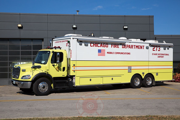 CFD O'Hare Apparatus October 2015
